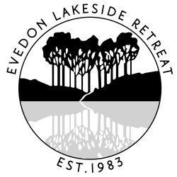 01 - EVEDON LAKESIDE RETREAT NEW LOGO_Logo Black